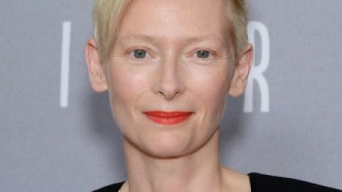 News: Tilda Swinton's Beauty Philosophy | StyleCaster