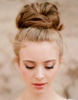 15 Top Knot Hairstyles from Pinterest