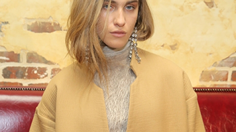 The Fashion Week Hair Trick We Love | StyleCaster
