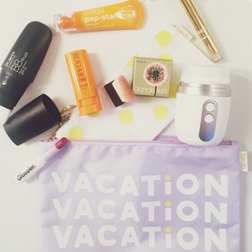12 New Beauty Finds to Pack For Your Next Spring Trip