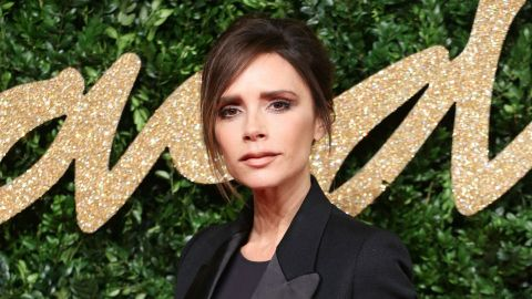 Breaking: Victoria Beckham Is Not Above Doing the Electric Slide  | StyleCaster