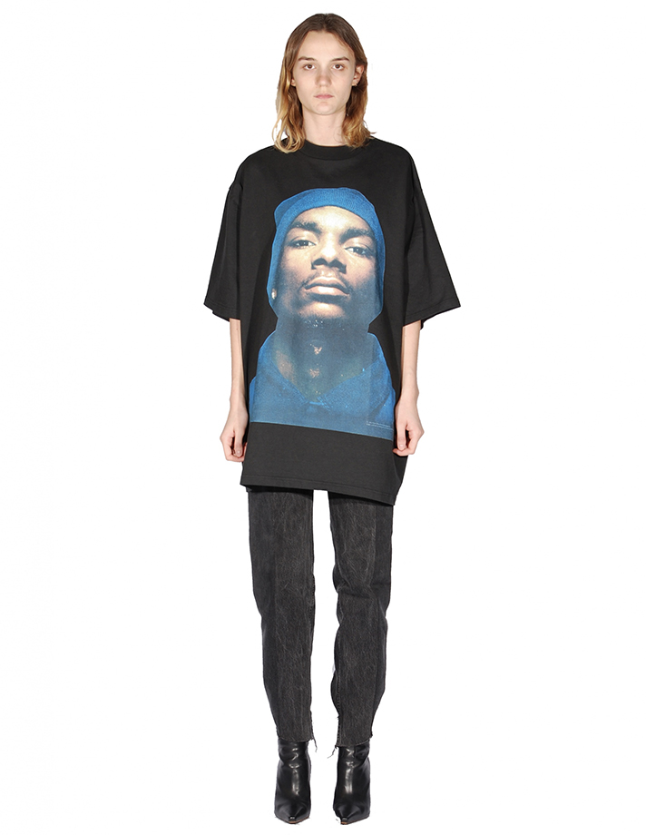 vetements snoop dogg shirt Snoop Dogg Wants Nothing to Do with the $924 T Shirt with His Face on It