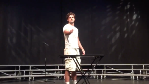 The Internet Has Completely Lost It Over This Teen Flipping a Water Bottle   StyleCaster