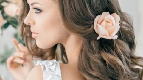 Wedding Hair Ideas You Can Do Yourself   StyleCaster