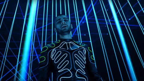 Here's Zayn Malik Gallivanting in a Light-Up Suit for New Video 'Like I Would'   StyleCaster