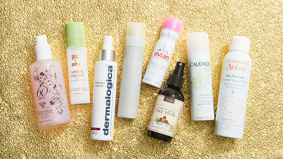 The 8 Tried-and-True Facial Mists We Swear By for Hydrated Skin
