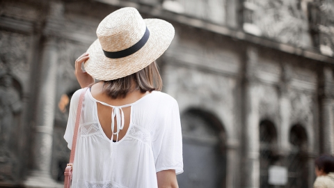 The Everything Guide to Cool Straw Hats | StyleCaster