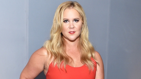 Amy Schumer Gets (Nearly) Naked for Gun Control | StyleCaster