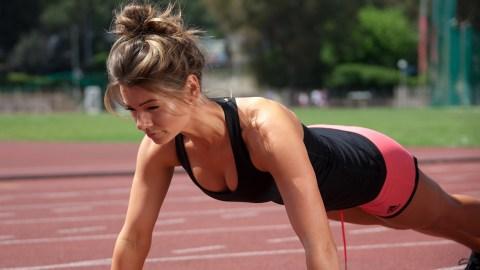 Follow Fitspo Star Anna Victoria's Exact Pre-Wedding Workout | StyleCaster