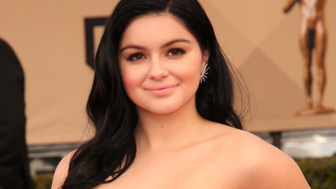 Ariel Winter Posts Most Seductive Instagram Photo Yet, Naked in a Bubble Bath   StyleCaster