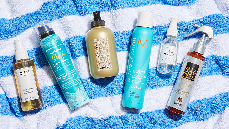The 9 Best Ways to Get Beachy Hair Now, Because It Isn't Summer Just Yet