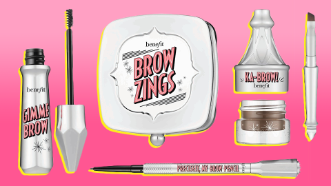 Benefit's New 9-Piece Brow Collection Is a Serious Game-Changer | StyleCaster
