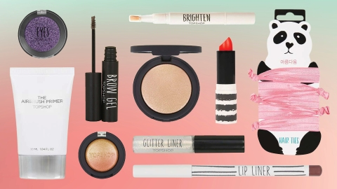 25 Beauty Products To Shop At Topshop Right Now | StyleCaster