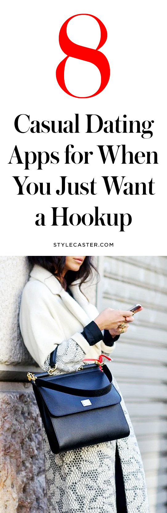 The best casual dating apps | @stylecaster