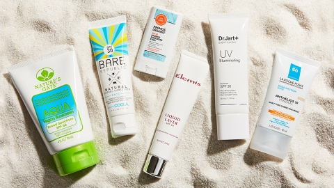 The 10 Least Annoying Sunscreens for Your Face | StyleCaster