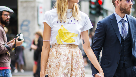 Where to Buy the Slogan Tees You'll Wear All Summer | StyleCaster