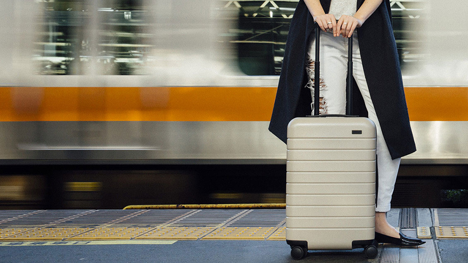 Hold Up: Is Luggage Actually Cool Again?