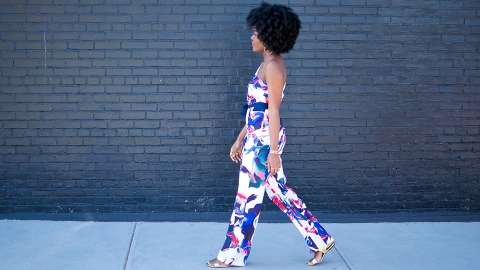 The Street-Style Guide to Summer Jumpsuits   StyleCaster