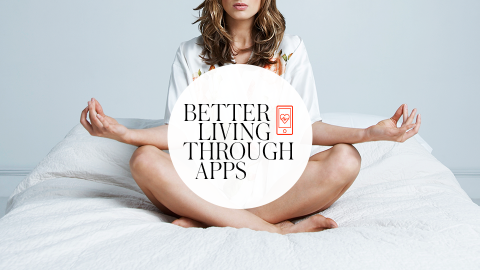 What Happens When a Very Unchill Person Tries a Pop Meditation App | StyleCaster