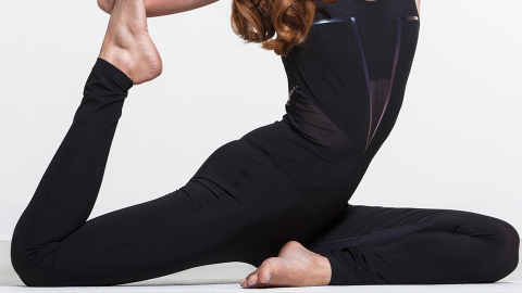 Why You Might Want to Reconsider the Exercise Unitard | StyleCaster