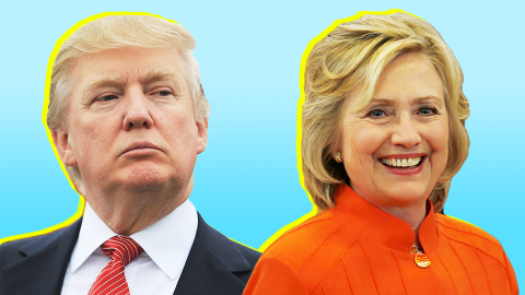 Where the Election Frontrunners Stand on Equal Pay: a Cheat Sheet | StyleCaster