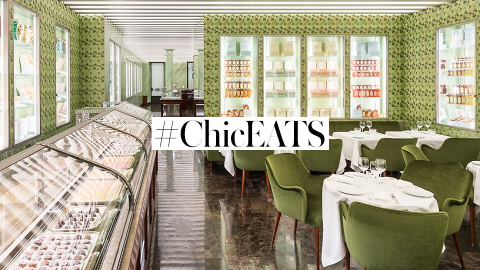 #ChicEats: The 12 Most Fashionable Restaurants Around the World | StyleCaster