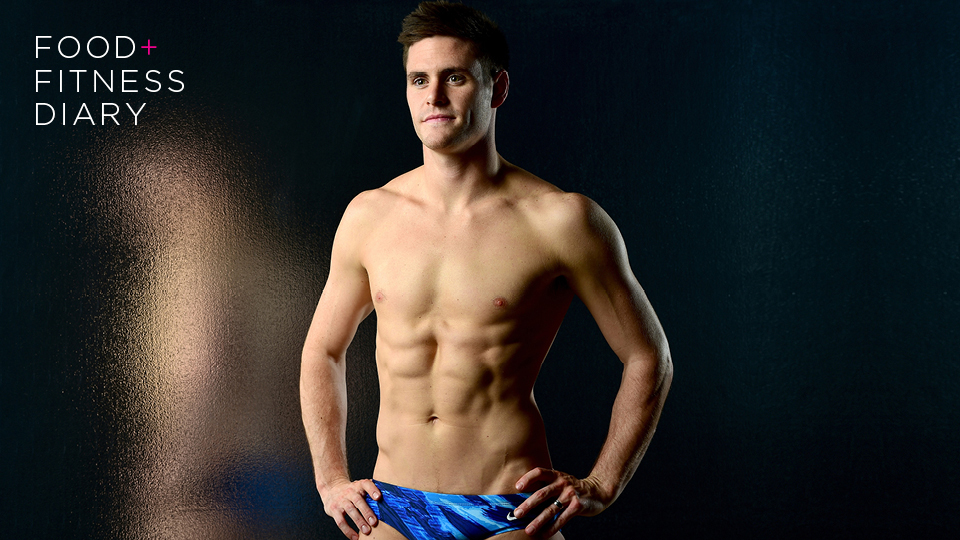 david boudia food fitness diary How Americas Best (and Hottest) Diver Is Preparing for the Rio Olympics
