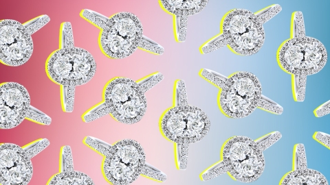 What No One Tells You About Buying an Engagement Ring | StyleCaster