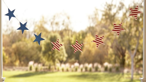 10 Simple, Stylish 4th of July Party Décor Ideas   StyleCaster
