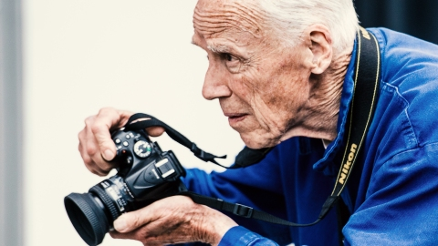 Iconic Street Style Photographer Bill Cunningham Passes Away at 87   StyleCaster