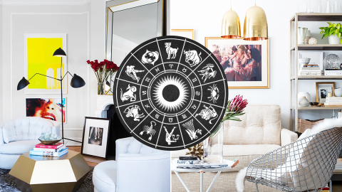How to Decorate Based on Your Zodiac Sign | StyleCaster