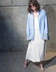How 3 STYLECASTER Editors Style a Slip Dress