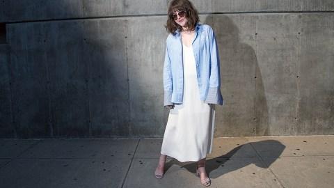 How 3 STYLECASTER Editors Style a Slip Dress | StyleCaster