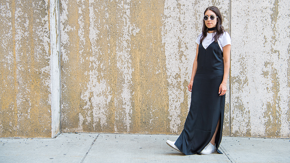 How 3 STYLECASTER Editors Style a Classic Slip Dress