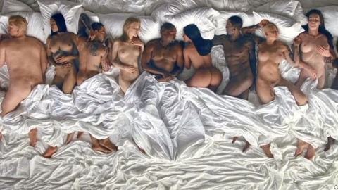 Oh Shit: Kanye West's 'Famous' Video Stars a Naked Taylor Swift   StyleCaster