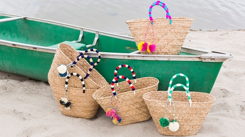 16 Gloriously Summery Straw Bags to Buy Now | StyleCaster