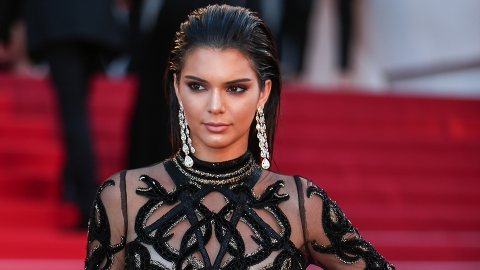 Kendall Jenner, 'Goth Goddess,' Is the New Face of Marc Jacobs | StyleCaster