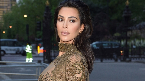 Kim Kardashian Returns to Her Natural State: Naked on a Magazine Cover | StyleCaster