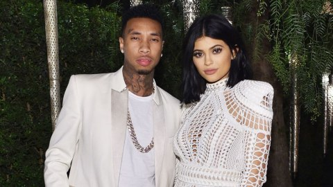 Tyga Just Posted, Then Deleted, a Shot of Kylie Jenner in What Appears to Be His Bed | StyleCaster