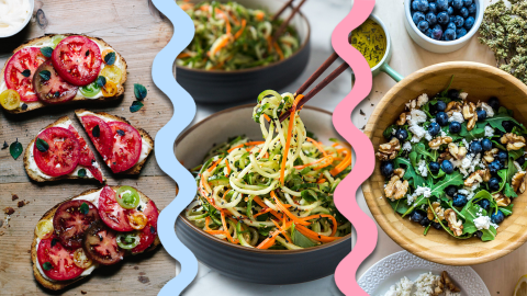 15 Light Summer Meals To Make When It's Too Damn Hot To Really Cook | StyleCaster