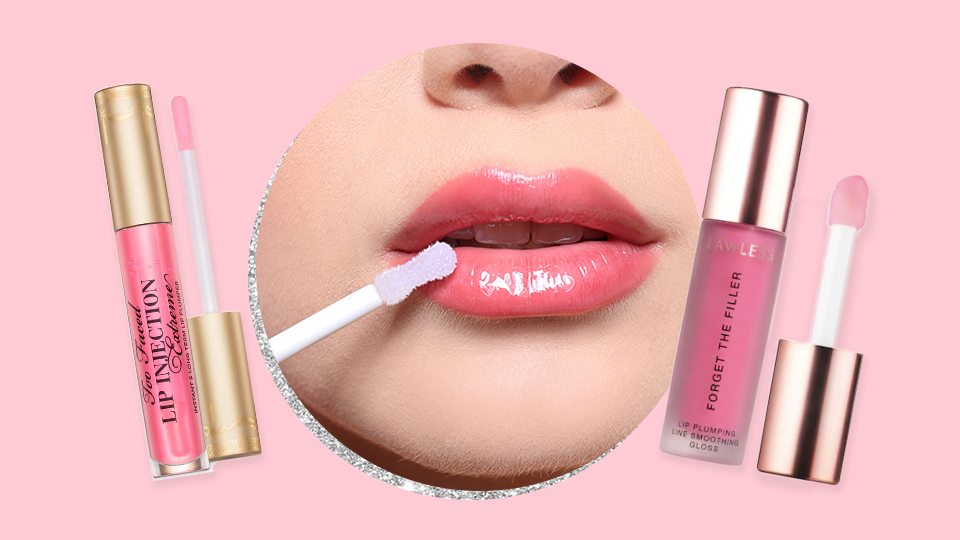 9 Legit Lip Plumpers That Actually Work (No, Really)   StyleCaster
