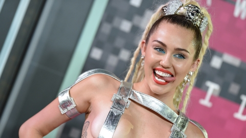 Miley Cyrus' New Tattoo Says A Lot About Her Relationship With Cody Simpson | StyleCaster