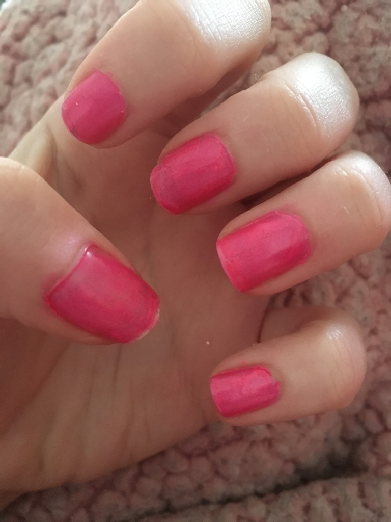 nails inc We Tested 3 Different Spray Nail Polish Brands So You Dont Have To