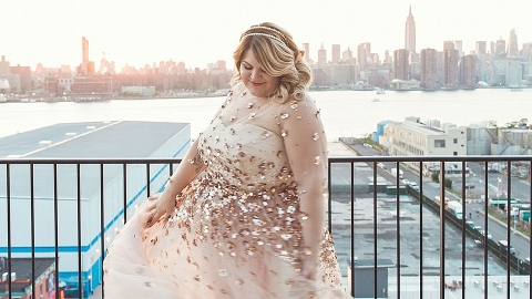 What 16 Style Stars Wore on Their Wedding Day | StyleCaster