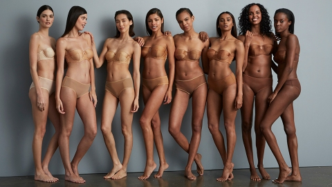 Meet the Brands Behind Fashion's 'Nude' Revolution | StyleCaster