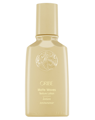 oribe matte waves texture lotion The Eternal Effortless Beachy Waves Conundrum, Solved