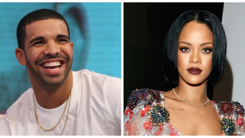 Rihanna and Drake Partied Till the Sun Came Up This Morning | StyleCaster