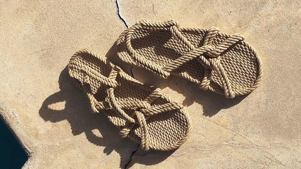 Are Rope Sandals the New Birkenstocks?
