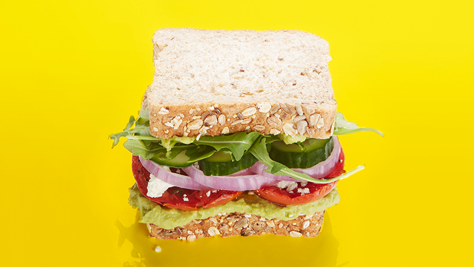 This Healthy Sandwich Recipe Takes Your Avocado Toast Obsession to the Next Level   StyleCaster