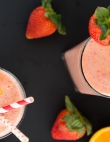 30 Perfect-for-Summer Strawberry Smoothie Recipes